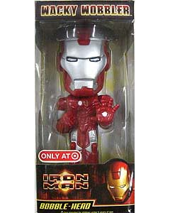 FUNKO 映画版 IRON MAN TARGET限定 WACKY WOBBLER IRON MAN REPULSOR RED PROTOTYPE